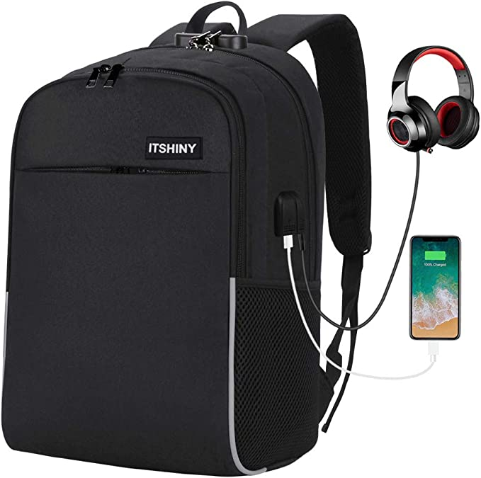 Amazon coupon code for Slim Laptop Backpack