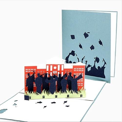 BC Worldwide Ltd Hecho a mano en 3D emergente tarjeta de ...
