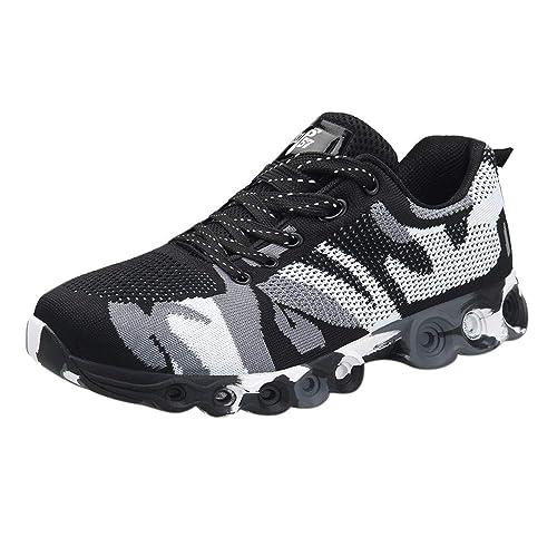 Zapatos Hombre 2018 Zapatillas Hombres Moda Deporte Running Zapatos Adolescentes Adultos Zapatos para Correr Deportivas Gimnasio Sneakers Deportivas Padel ...