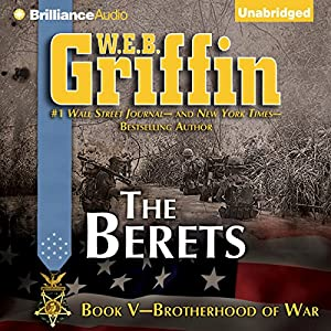 The Berets Hörbuch
