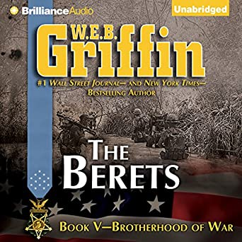 The Berets (Brotherhood of War, Book 5)