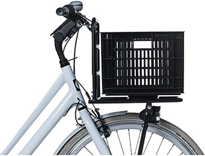 Basil Unisex - Crate M - Caja de Bicicleta para el portaequipajes ...