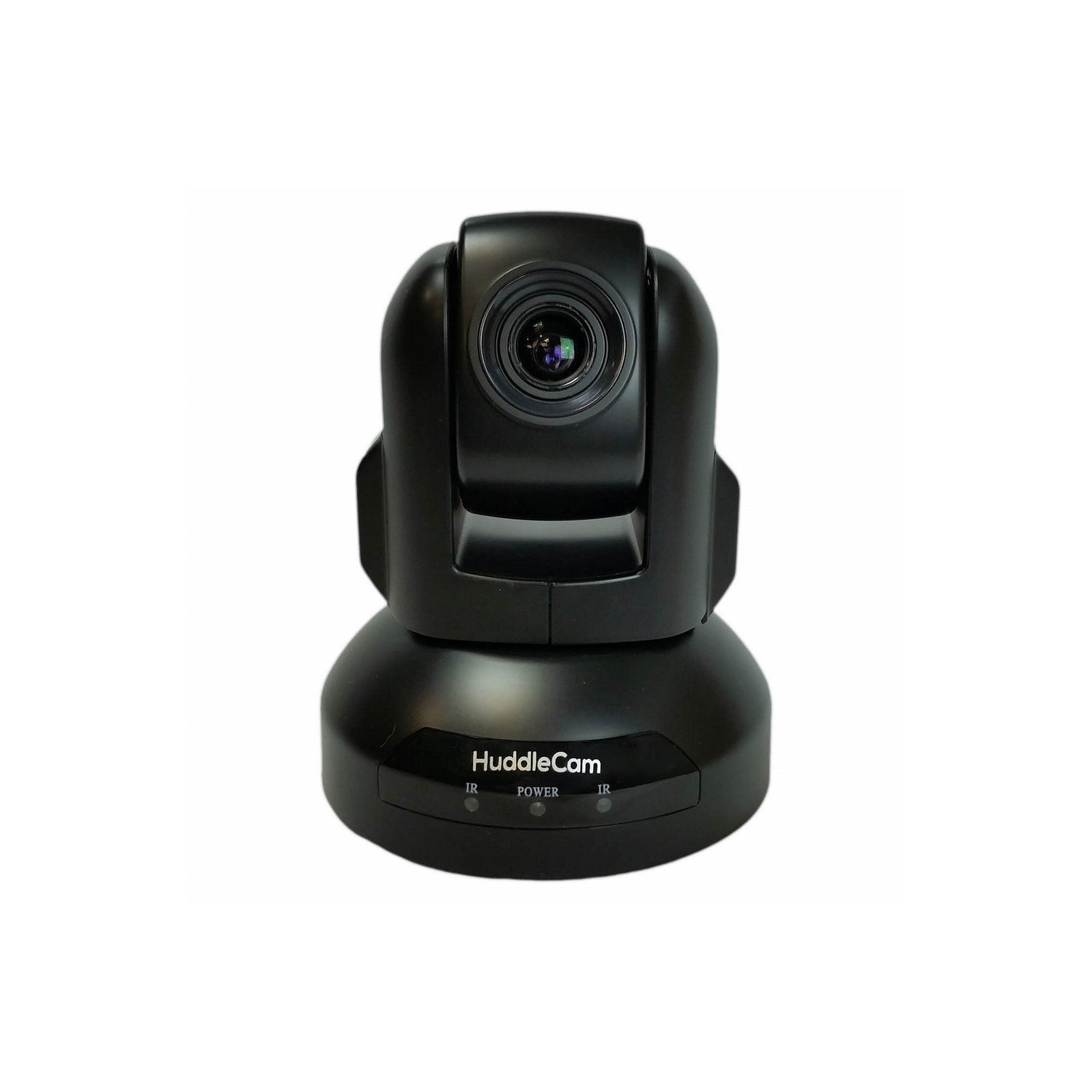 HuddleCamHD 2.1MP 720p Indoor USB 2.0 PTZ Conferencing Camera, 10x Optical Zoom, 30fps, 57deg. FOV, Black