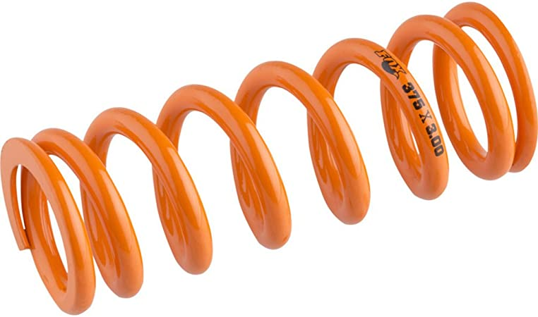 Fox SLS Coil Rear Shock Spring 450lbs x 2.5-2.75 Stroke Orange