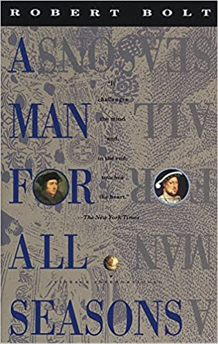 Image result for A Man For all seasons the book