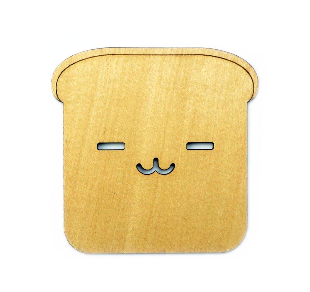 WeiMay Wooden Animal Pot pad Practical Cup Mat Coaster