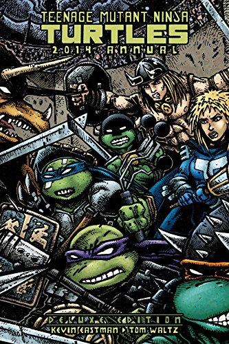Teenage Mutant Ninja Turtles 2014 Annual Deluxe Edition (Tmnt Toys 2013)