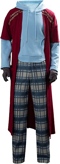 Avengers Endgame Fat Thor Outfit Traje de Cosplay Disfraz ...