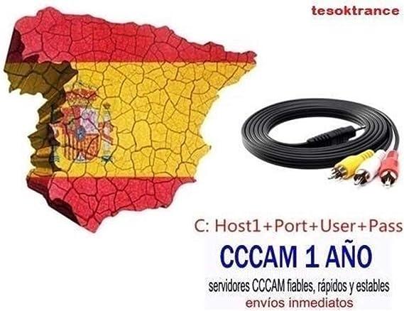 Bull-Seller le da 12 Meses CCCAM 1 año Europa, España 2 ...