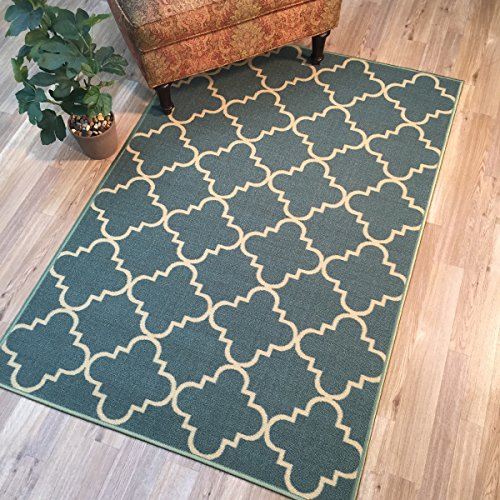 With Mk Anti Bacterial Rubber Back Area Rugs Non Skid Slip