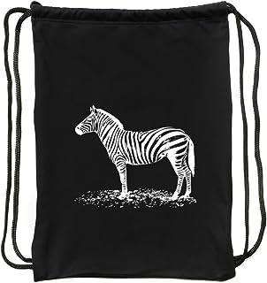 Eddany Zebra sketch Sac à cordon