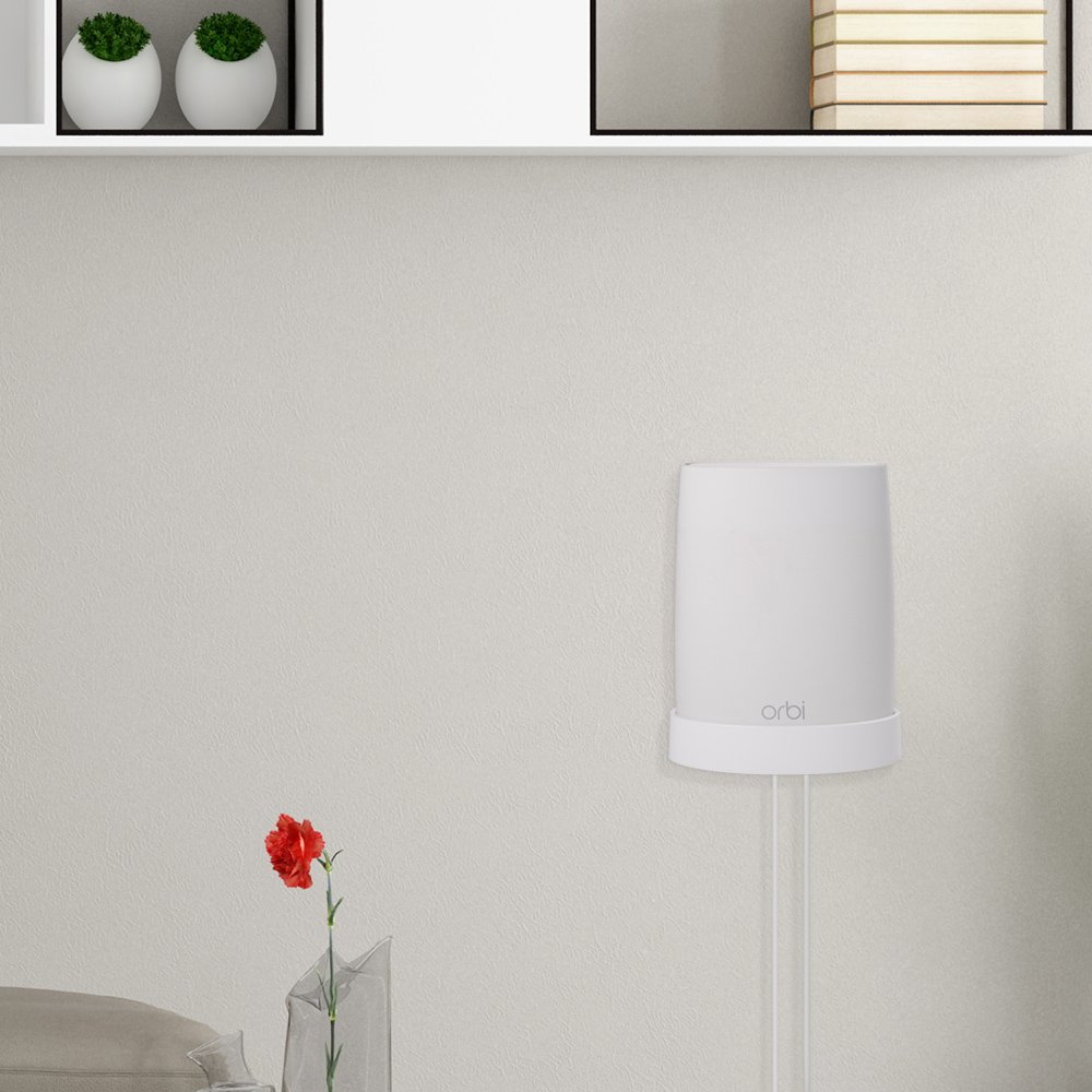 Koroao Wall Mount Holder for Orbi Home WiFi, Wall Ceiling