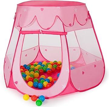 100 balles sac Tente pour enfants bébé Tente de jeu Tente de jardin