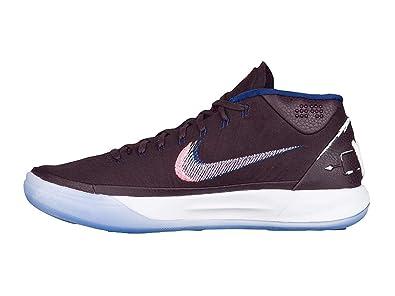 quality design 91094 2913b Nike Kobe AD Men's Basketball Shoes 922482 602 Port Wine/Multi Color (9)