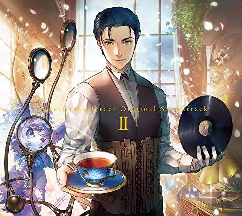 Fate/Grand Order Original Soundtrack II(CD)