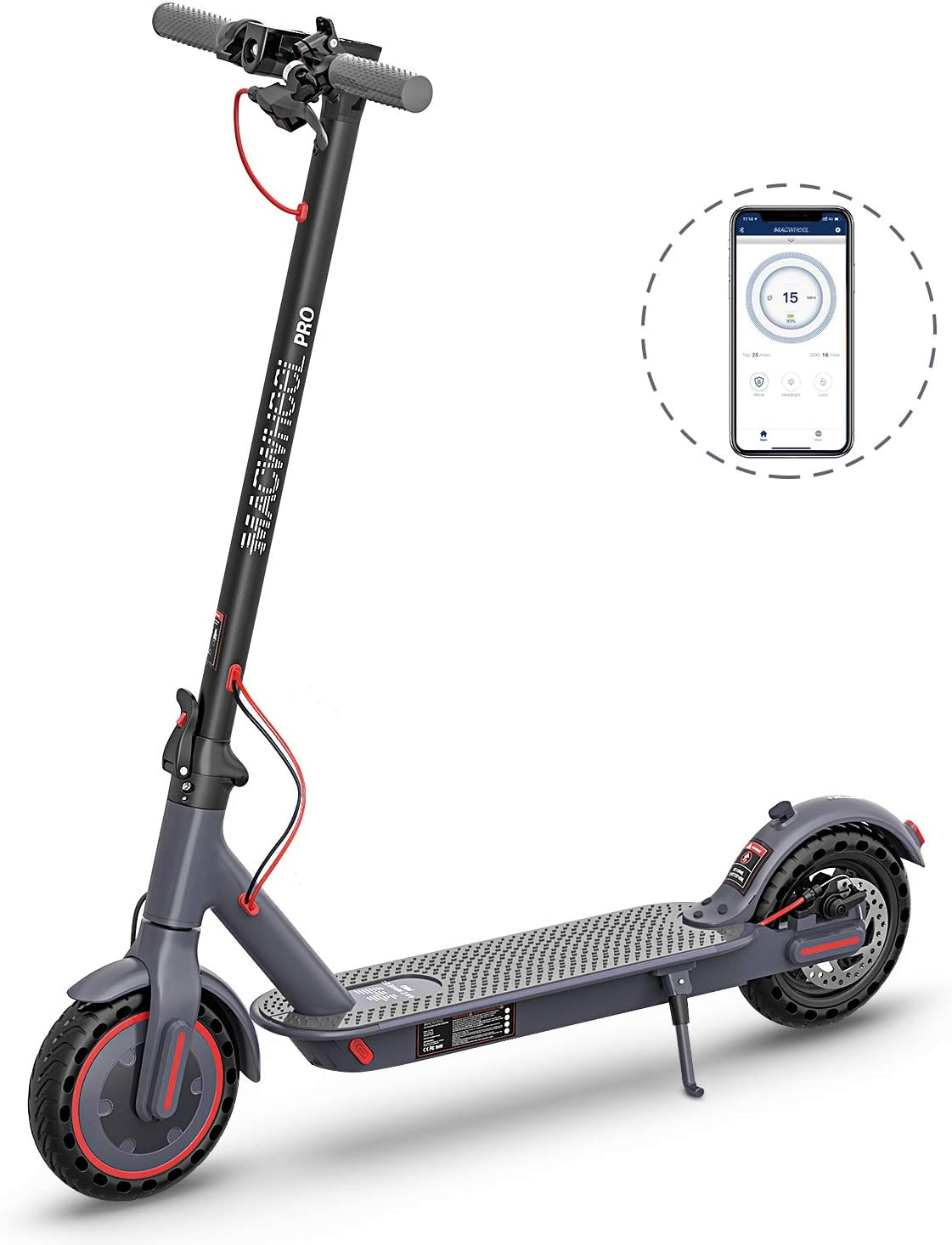 macwheel MX pro electric scooter