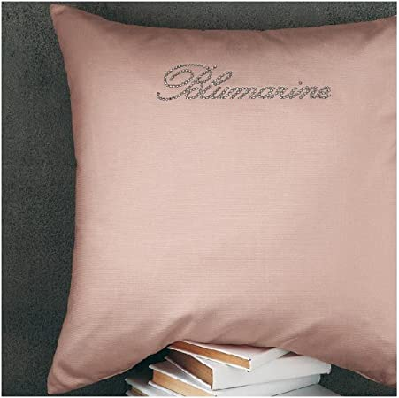 Cuscini Blumarine Vendita On Line.Blumarine Cuscino Giada 60x60 Bianco Amazon It Casa E Cucina