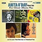 Anita O'Day: Five Classic Albums Plus (Anita O`Day Swings Cole Porte