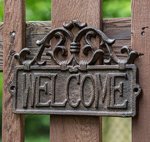 Welcome Plaque - 1