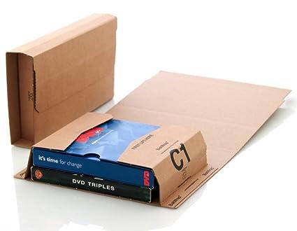 30 pequeños autosellado fuerte C1 navidello Postal cajas ...