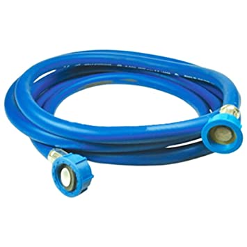 2.5m Blue WASHING MACHINE DISHWASHER Inlet Pipe Water Feed FILL HOSE Cold Fill