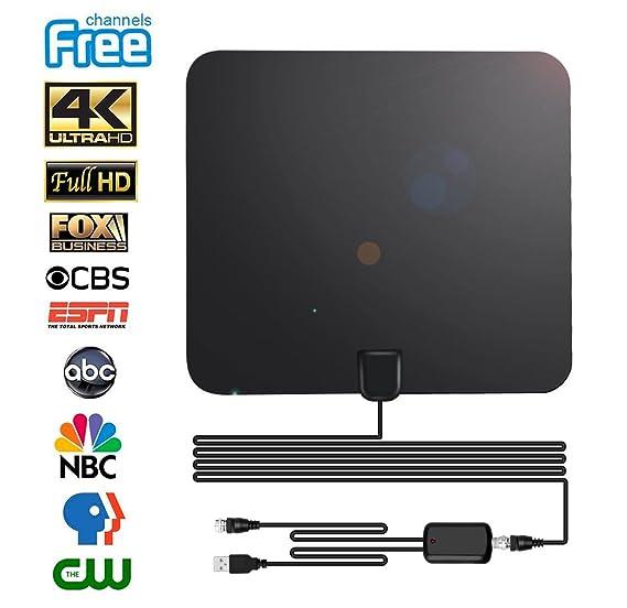 Review TV Antenna Digital Antenna