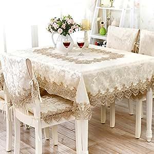 Amazon.com: TRE European style table-cloth/ cloth table
