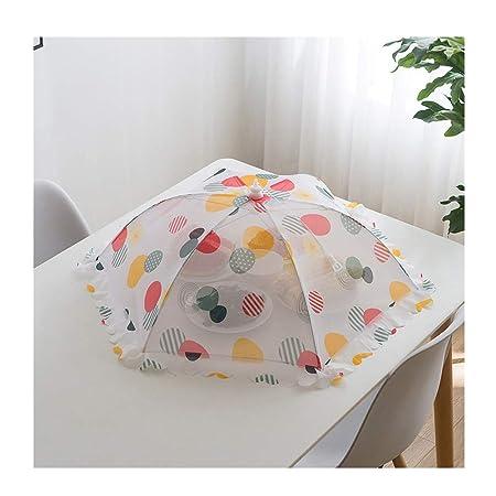 Compra Jieqiong Cubierta roja del Paraguas del alimento ...