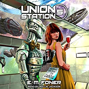 Carnival on Union Station Audiobook