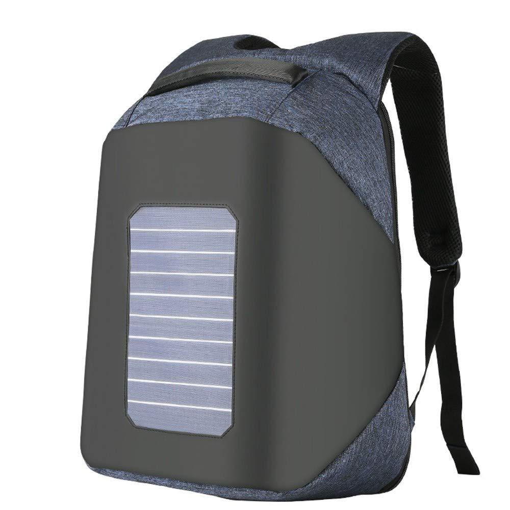 TDPYT Solarbetriebene Rucksack Anti-Diebstahl-Laptop-Tasche Travel Wasserdichte Rucksack B07HHT1PPH Wanderruckscke eine breite Palette von Produkten