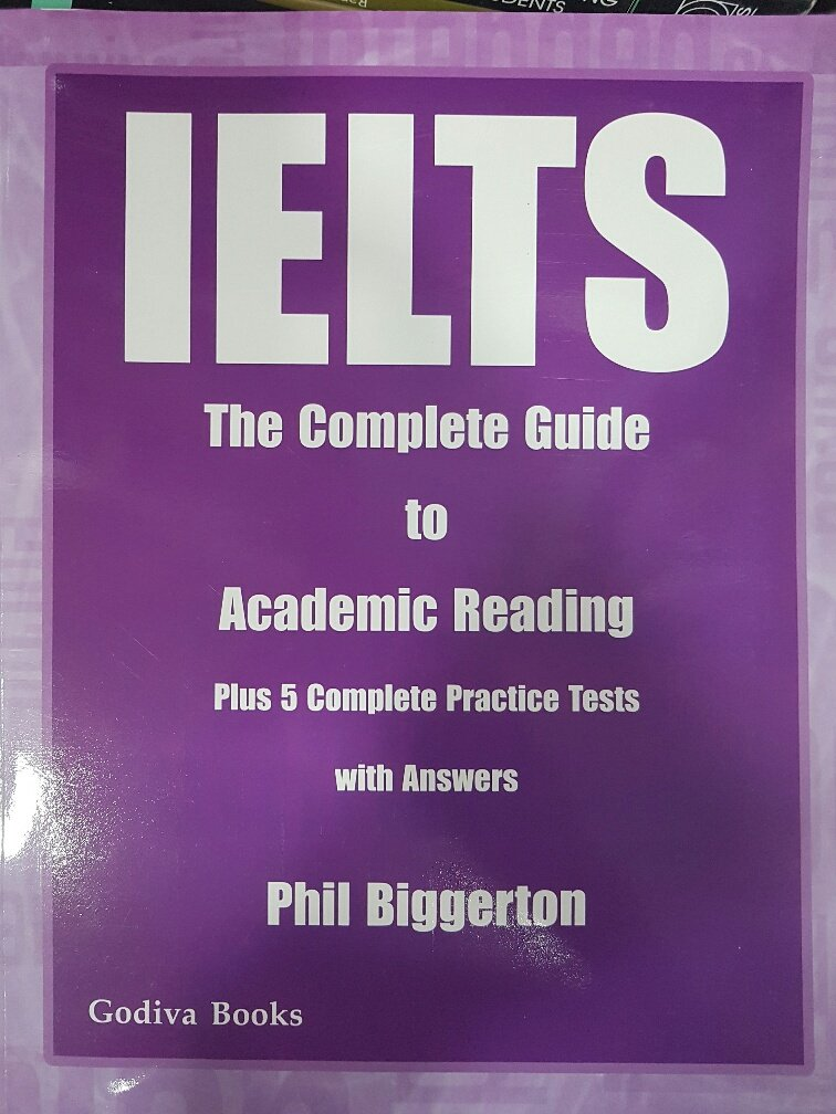 Buy IELTS The Complete Guide to Academic Reading Plus 5
