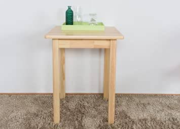 Tisch 60x60 Ausziehbar.Kleiner Esstisch 60 X 60 Amazon De Baumarkt