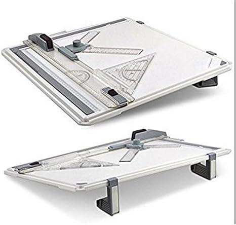 Multifunción de tablero de dibujo A3 herramientas de plástico mesa ...