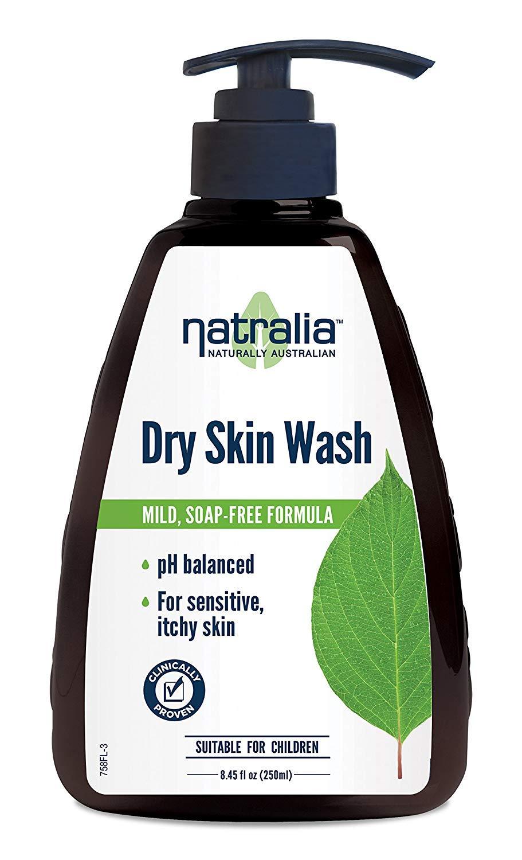 Natralia Body Wash Dry Skin, 8.45 Oz (並行輸入品) B004YIQUJY