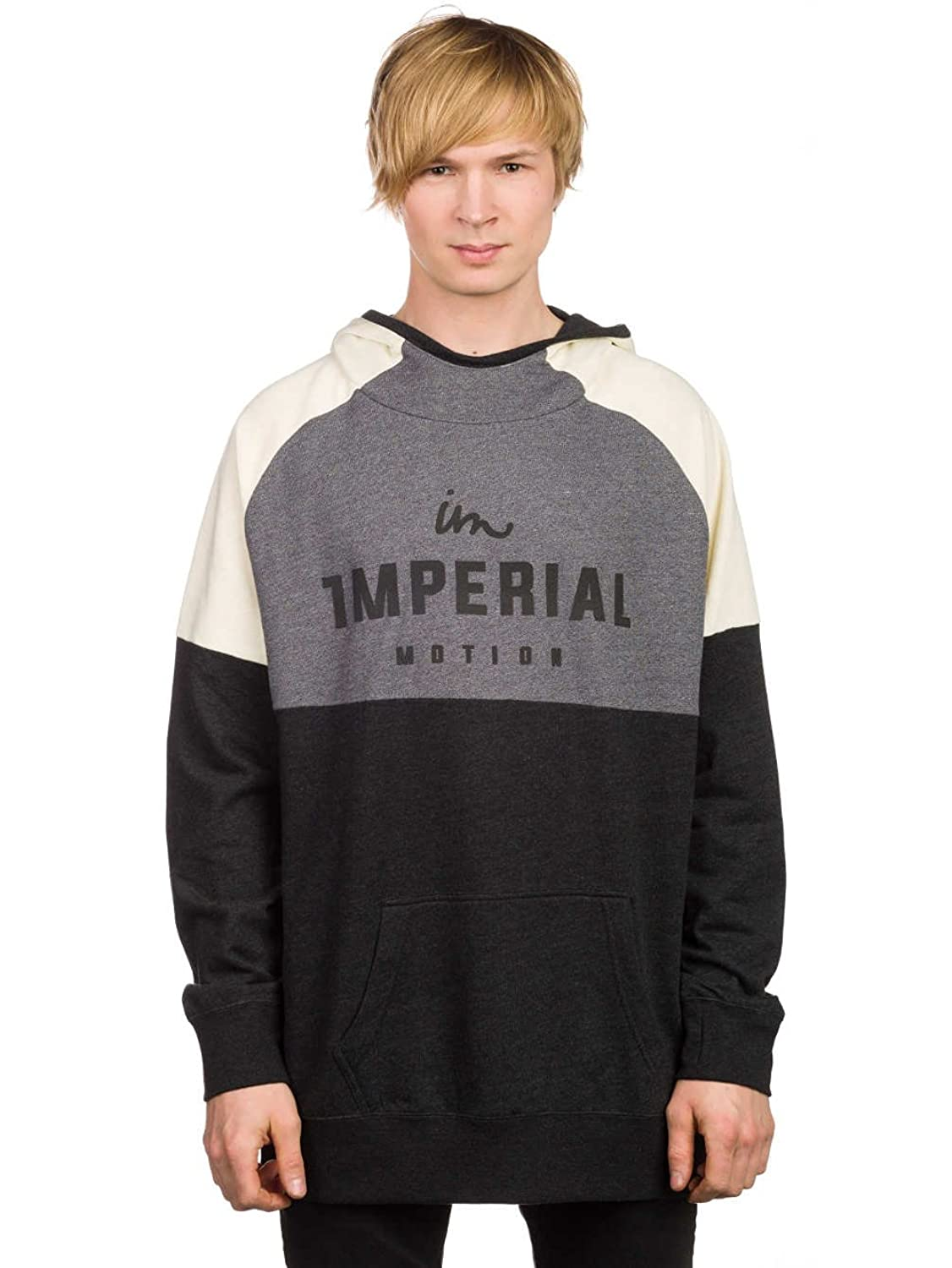 Sweater Hooded Men Imperial Motion Chisel Pullover Hoodie