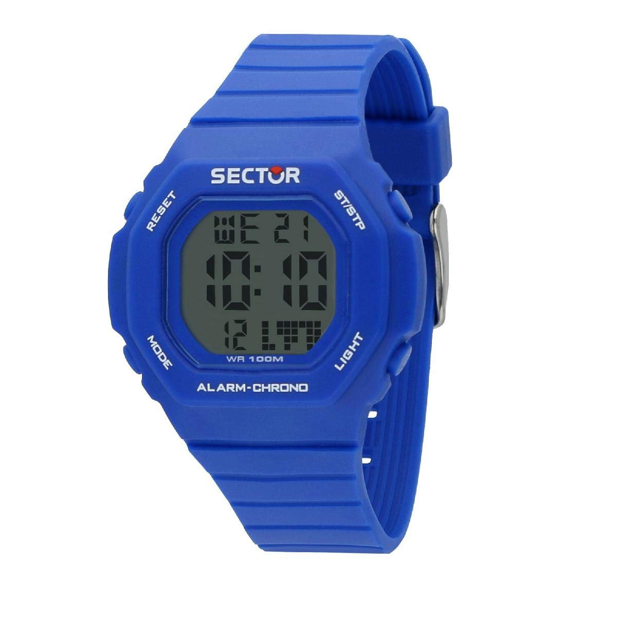 SECTOR Reloj Hombre de Digital con Correa en Silicona R3251599002