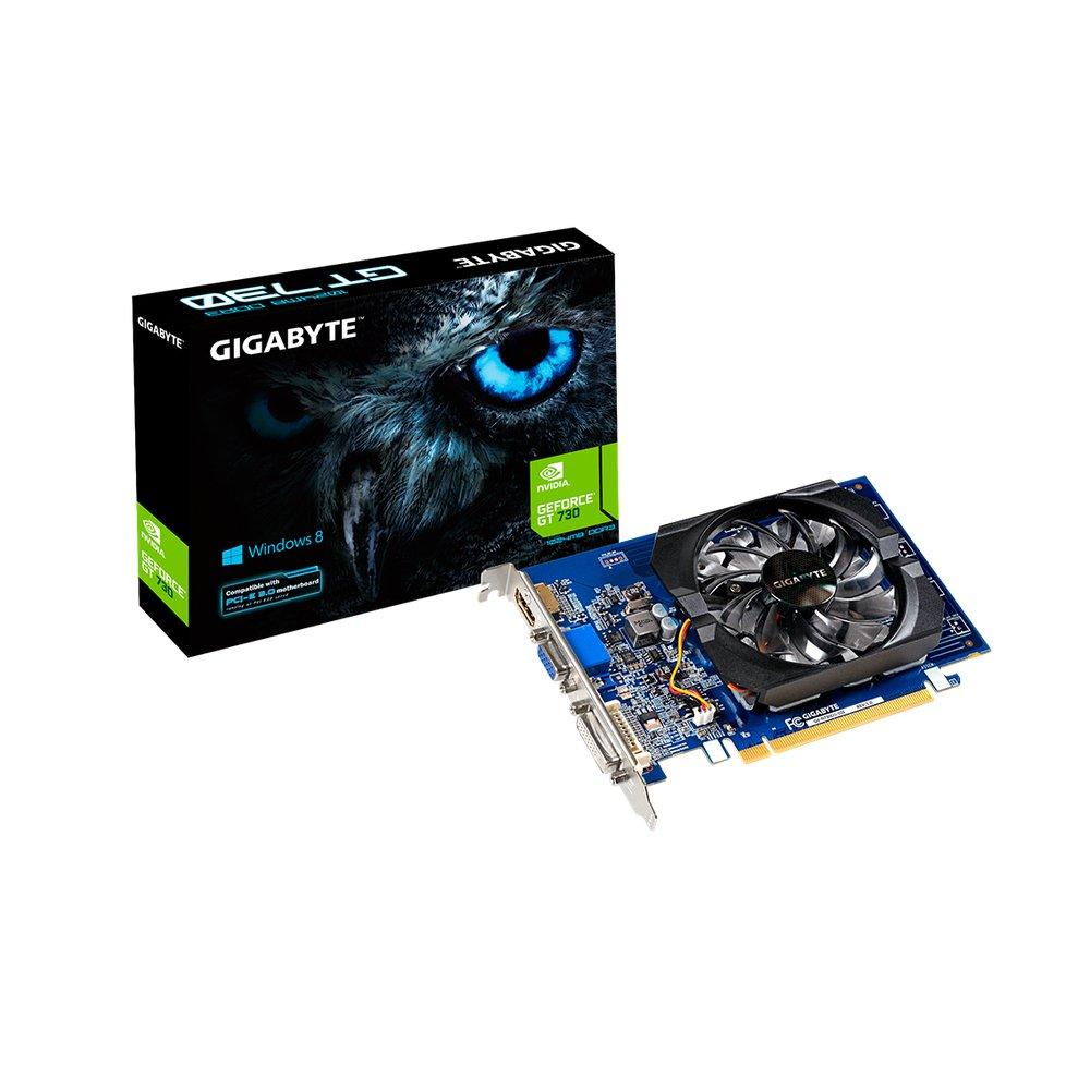 Gigabyte GV-N730D3-2GI - Tarjeta gráfica (GeForce GT 730, 2 ...
