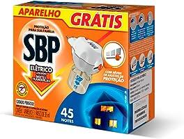 SBP Elétrico Líquido 45 Noites Aparelho e Refil, 35 ml