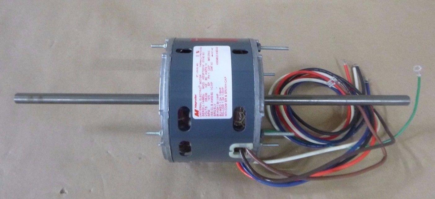 Tools & Home Improvement ⇒ MAGNETEK 0511 DOUBLE END SHAFT MOTOR 1 ...