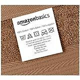 AmazonBasics Fade-Resistant Cotton Washcloths