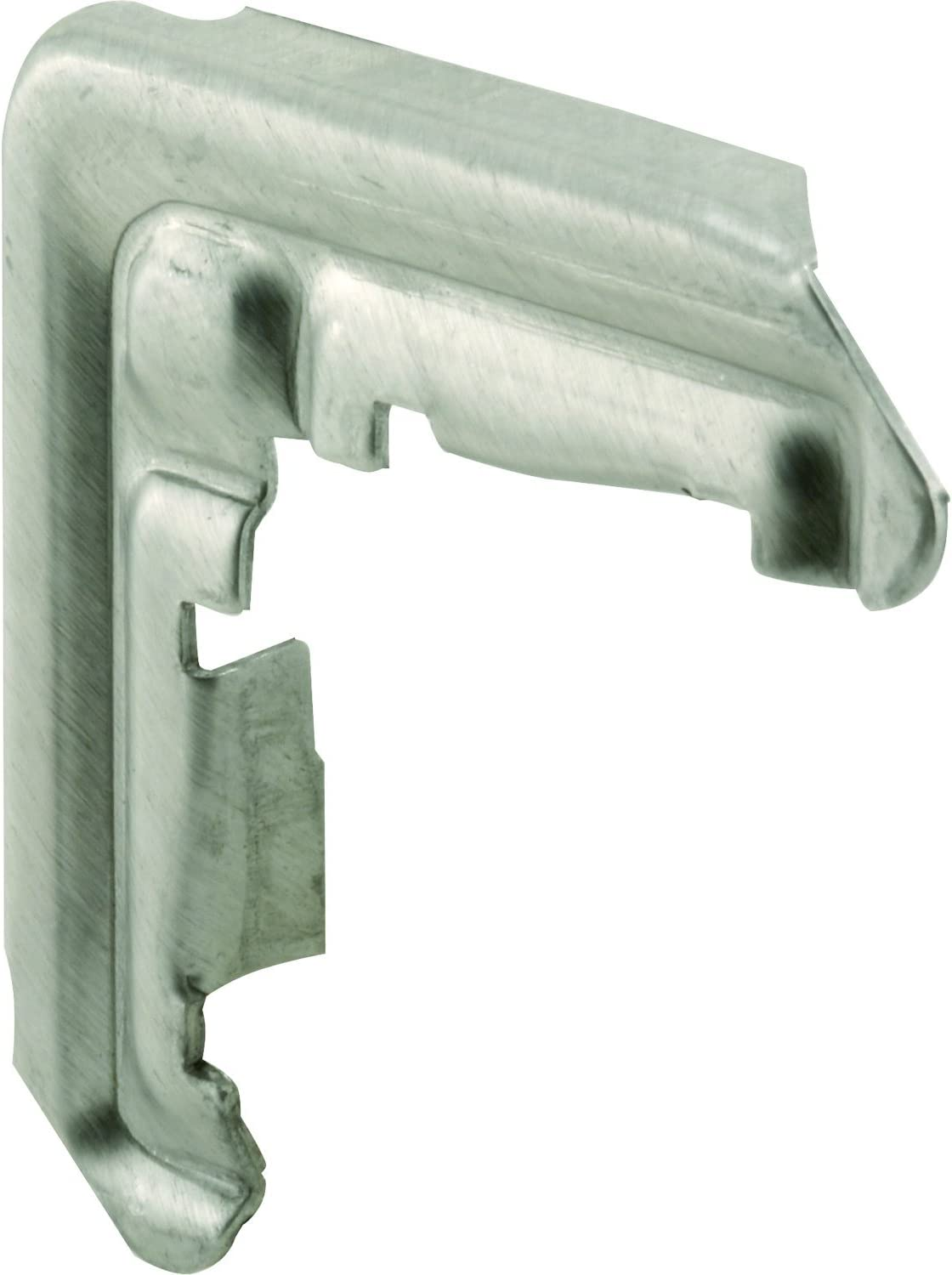 Prime-Line MP5592-50 Screen Frame Corners, 7/16 in, Stamped Aluminum Construction, Mill Finish, Pack of 50, 50 Piece