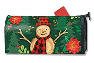 Magnet Works Mailbox Cover - Woody 00158
