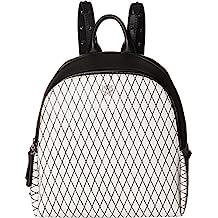 MCM Womens Polke Rombi Mini Backpack