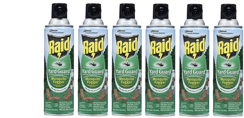 SC Johnson Raid Yard Guard Pack - 6