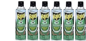 Raid Yard Guard Mosquito Fogger 16 OZ (Pack - 6)