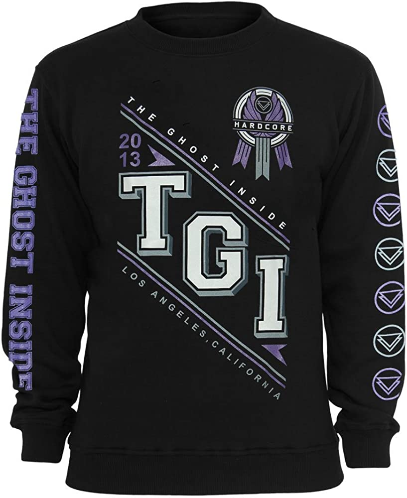 Badge The Ghost Inside Sweater//Pullover