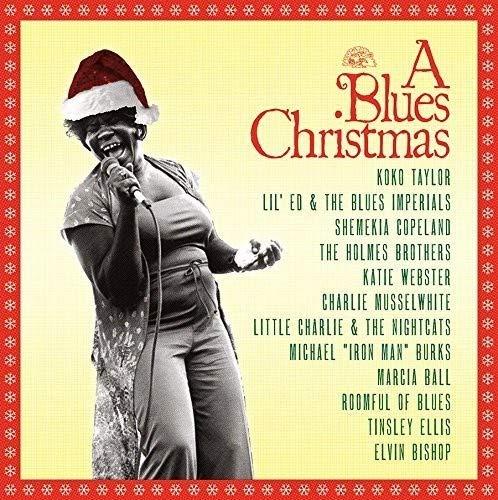 Lil Ron Ron Christmas.A Blues Christmas