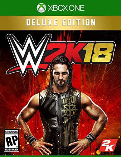 WWE 2K18 Deluxe Edition - Xbox One Deluxe Edition