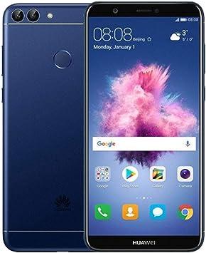 Huawei P Smart - Smartphone (Sim Única, Procesador Octa-Core, Android 8.0 Oreo, Cámara de 13 Mp con 2 Mp F 2.0, memoria de 32 GB), color azul: Amazon.es: Electrónica