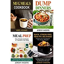 Cookbooks Collection For Busy People: Box Set (4 in 1)